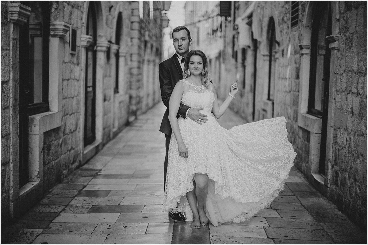 Zagraniczny plener ślubny, plener ślubny w Chorwacji, Plener ślubny w Dubrowniku, Destination wedding Croatia, zagraniczna sesja poślubna, zdjęcia ślubne w Chorwacji, destination wedding photographer